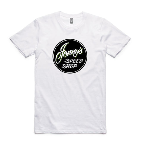 Men's JSS White