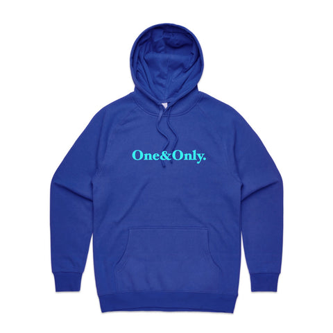 ONE&ONLY. Arctic/Royal Blue