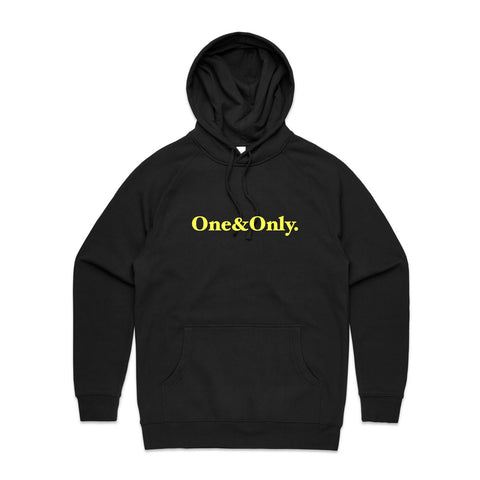 ONE&ONLY. Yellow/Black