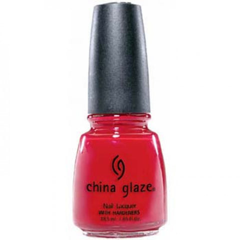 China Glaze Burnt Buns Nail Polish 160