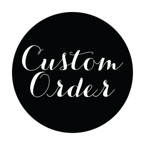 Custom Order for Curlygirls - Pick Me Cups