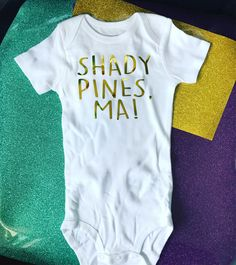 Golden Girls-shady pines- Kid's shirts- Cute kids shirts- onesies- baby shower gifts- new mom gift - Pick Me Cups