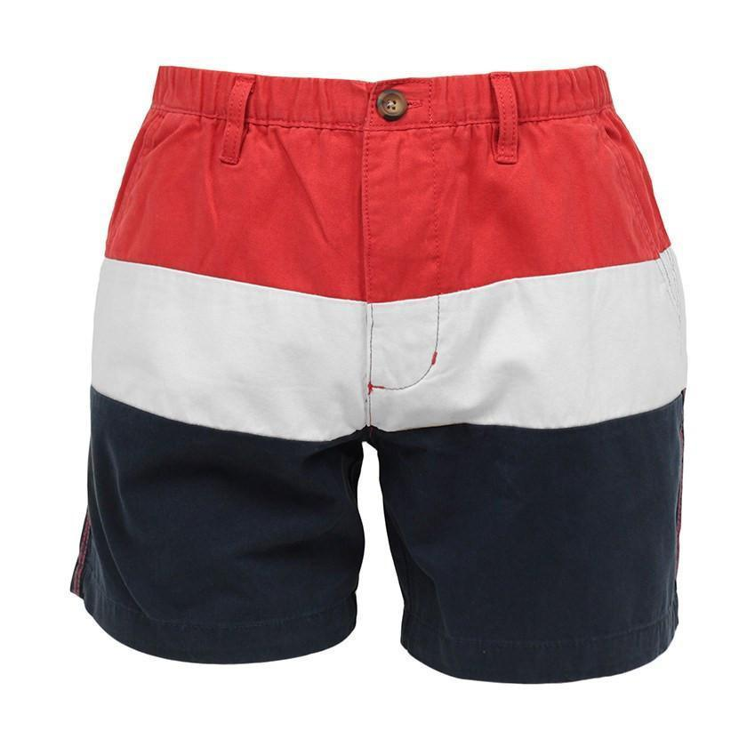 "Red White and Blues 5.5"" - Bearbottom Clothing"
