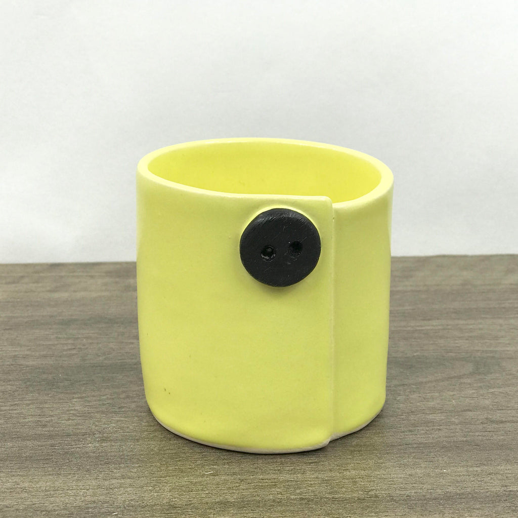 Yellow Cup- Dear Cancer...