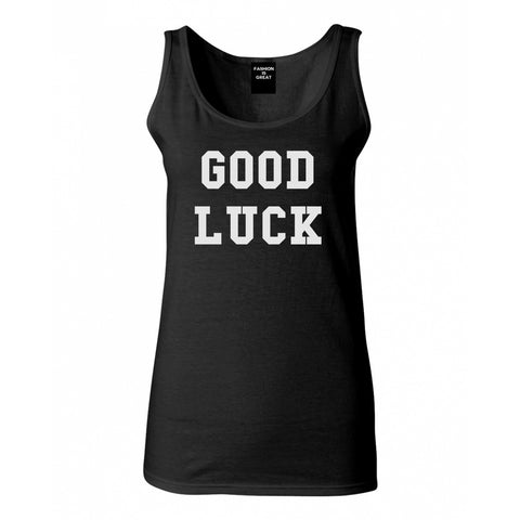 Good Luck Tank Top