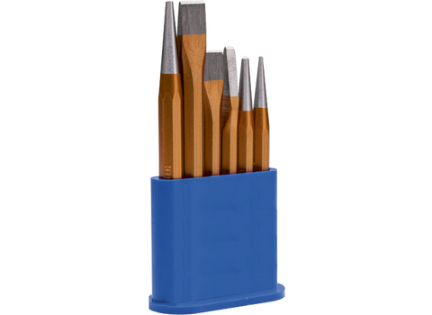 NWS 2990-6 Combined Set of Chisels