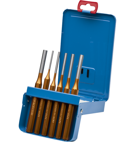 NWS 2992M-6 Set of Pin Punches