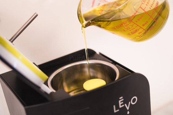 Infused Oil and Infused Butter Levo NZ