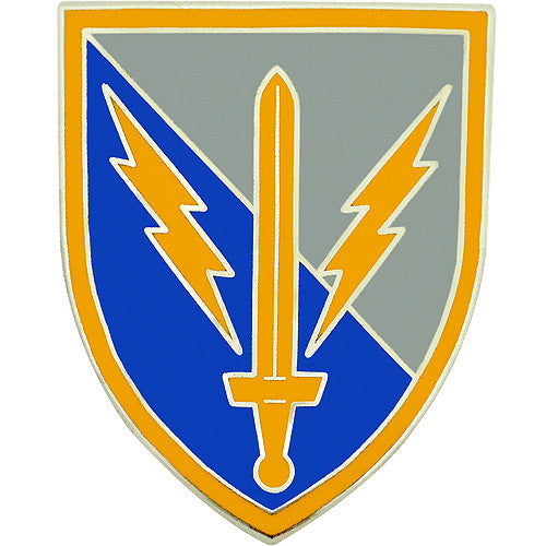 201st Battlefield Surveillance Brigade Combat Service Identification Badge
