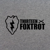 25th Infantry Division 13 Foxtrot T-Shirt