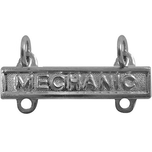 Mechanic Bar - Mirror / Chrome