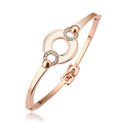 "Bracelet,Jewelry - Rachel ""Beautiful"" Rose Gold Bracelet"