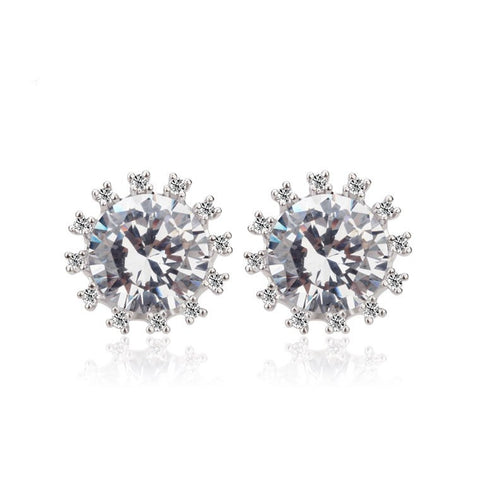 "Earrings,Jewelry - Joy ""Happy"" Stud Earrings"