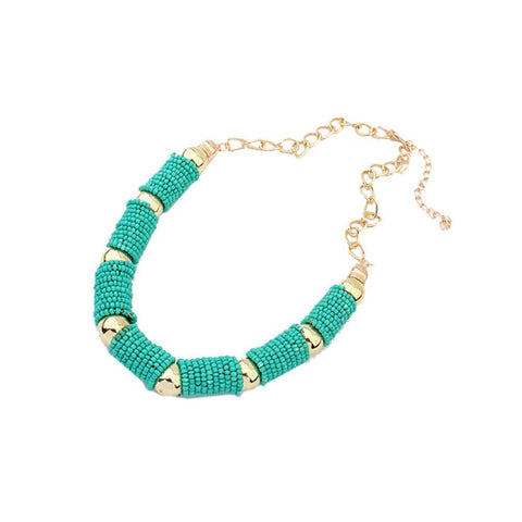 "Necklace,Jewelry - Katina ""Pure"" Statement Necklace"
