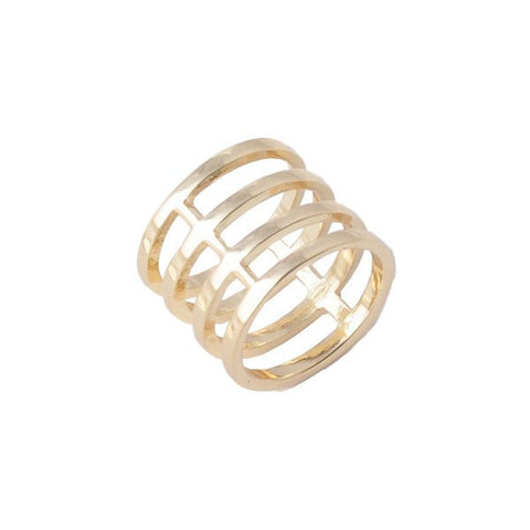 "Ring,Jewelry - Carmen ""Lively"" Cage Ring"