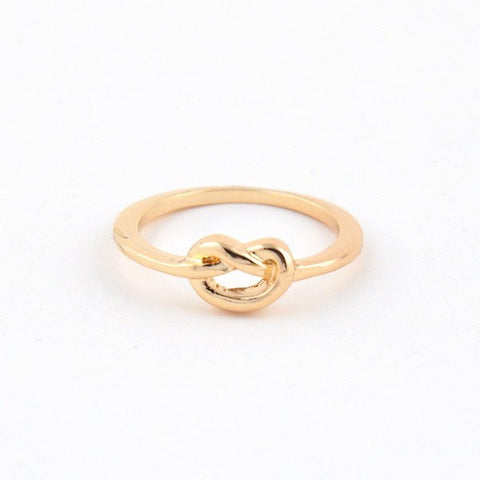 "Ring,Jewelry - Kylie ""Love Knot"" Ring"