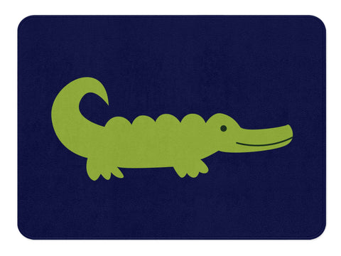 Oh Snap! -Alligator Baby, Alligator Rug, Baby Boy Room