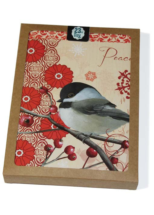 Winter Song Boxed Cards