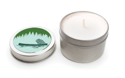 Bear Travel Candle