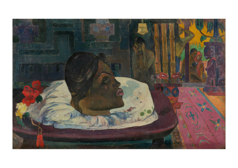 Paul Gauguin - The Royal End