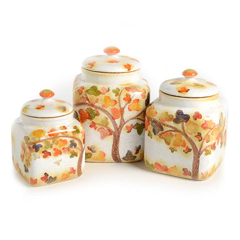 Lungotevere Canister Set