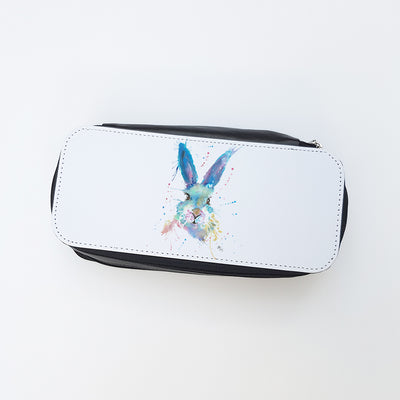 """Mr Bunny"" Ladies Makeup Bag"