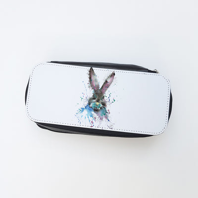 """Hi Hare"" Ladies Makeup Bag"