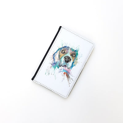 """Beagle"" Passport Holder"