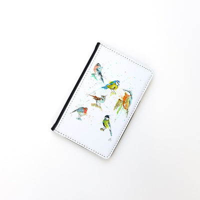 """Brit Birds"" Passport Holder"
