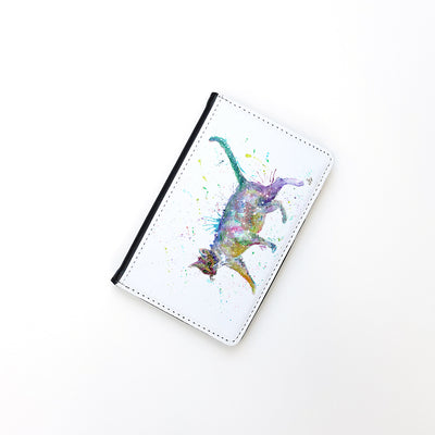 """Bob (Cat)"" Passport Holder"