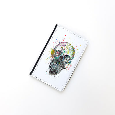 """Bebeard"" Passport Holder"