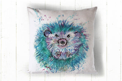Maisey hedgehog 40 x 40cm cushion cover