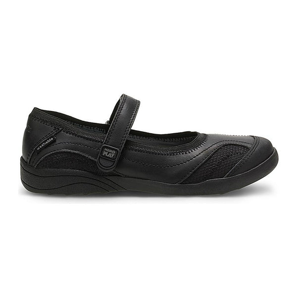Stride Rite Black M2P Jules Mary Jane