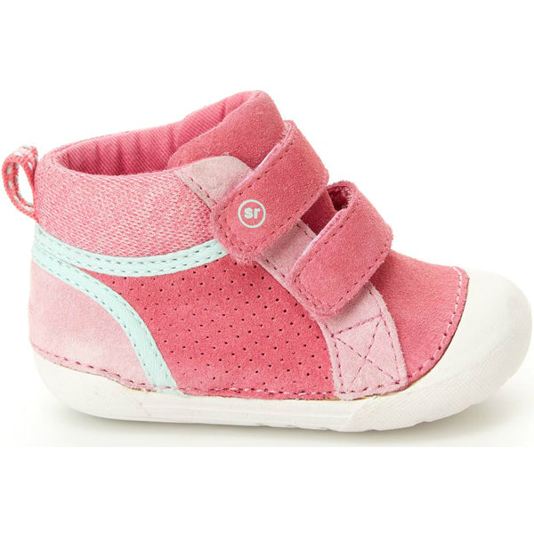 Stride Rite Pink Milo Soft Motion Shoe