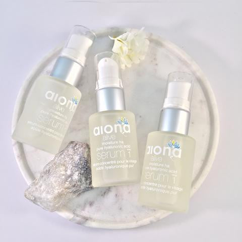 Think Dirty Product of the week: Aiona Alive Moisture HA Serum