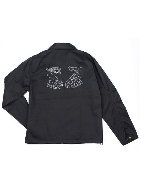 Know1edge x Doom Sayers DS Garage Jacket