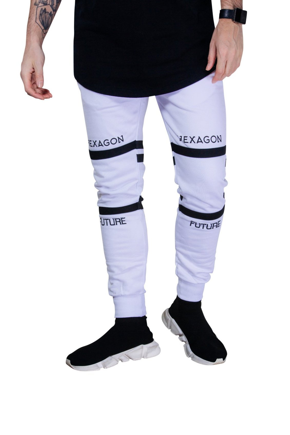 Hexagon Don Diablo Jogger