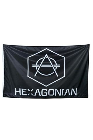Hexagonian flag