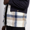 Kestin Hare - Beauly Jacket - Navy Check