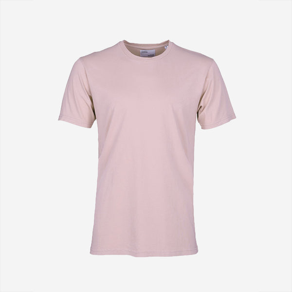 Colorful Standard - Classic Organic T-Shirt - Faded Pink