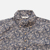 3sixteen - Popover Short-Sleeve Shirt - Tan Floral