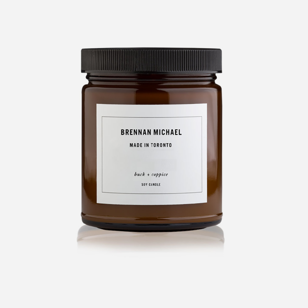 Brennan Michael - buck + coppice Scented Candle