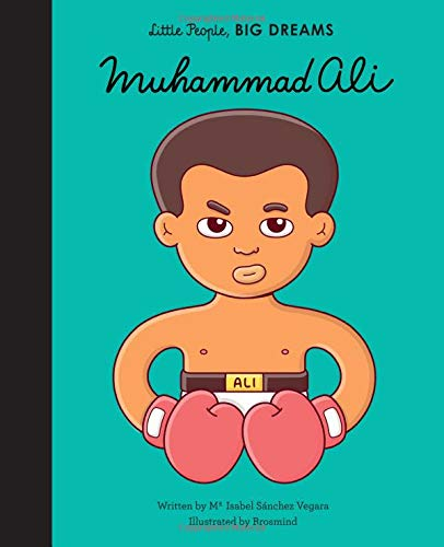 Muhammad Ali Book - Little People, Big Dreams  | Sweet Threads