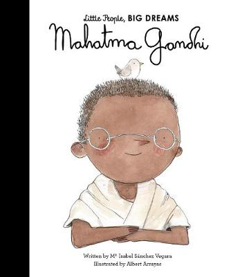 Mahatma Gandhi Book - Little People, Big Dreams  | Sweet Threads