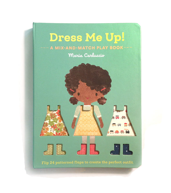 Dress Me Up! A Mix-and-Match Play Book | Sweet Threads