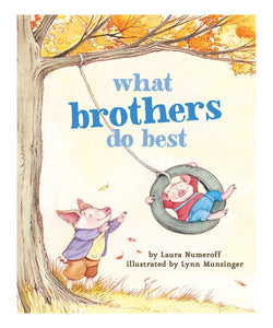 What Brothers Do Best Book | Sweet Threads