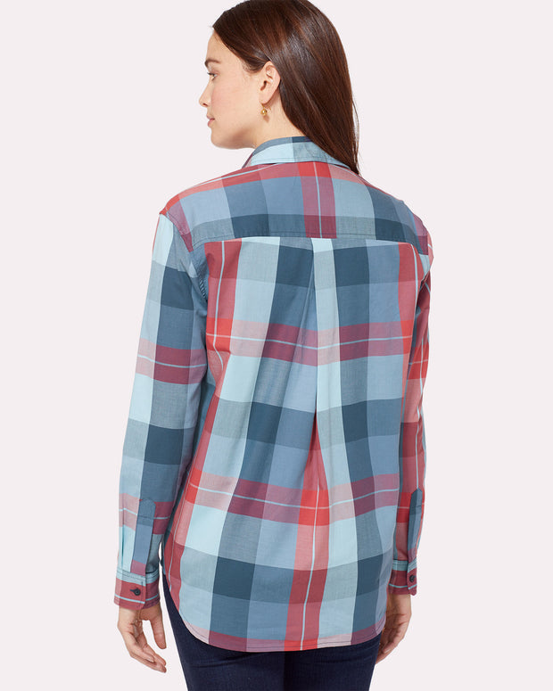 Pendleton Women's Stevie Pleat Back Shirt