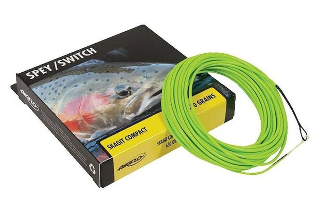 AIRFLO Skagit Compact Float - The Painted Trout