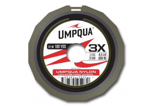 UMPQUA Nylon Tippet Material - The Painted Trout