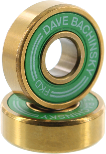 Fkd Bachinsky Pro Gold Bearing Set Grn/Gold